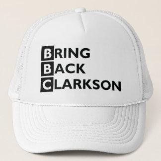 Clarksonの帽子を持ち帰って下さい キャップ