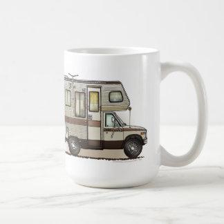 ClassCのキャンピングカーRVの磁石 コーヒーマグカップ