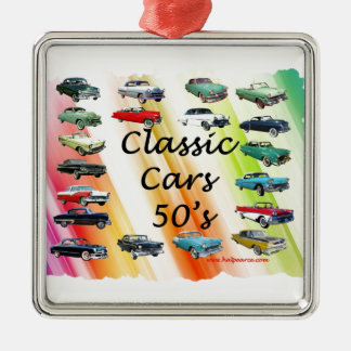 Classic_Cars_50 メタルオーナメント