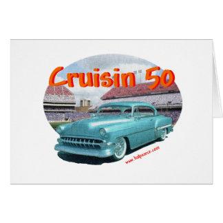 Classic_Cruisin_1954_Chevrolet カード