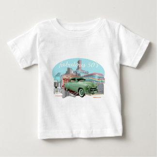 Classic_Cruisin_Cars_1952_Chevrolet. ベビーTシャツ