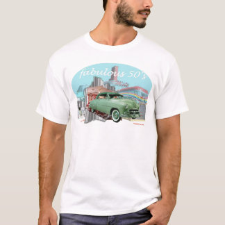 Classic_Cruisin_Cars_1952_Chevrolet. Tシャツ