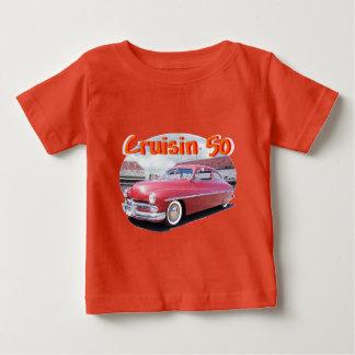 Classic_Cruisin_Mercury_50 ベビーTシャツ