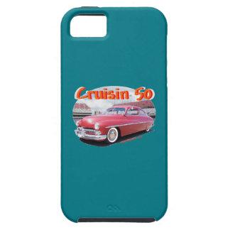 Classic_Cruisin_Mercury_50 iPhone SE/5/5s ケース