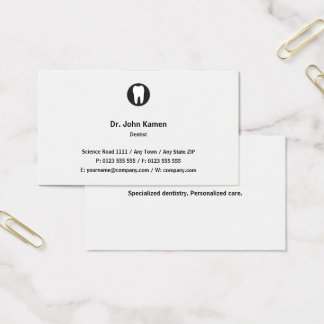 Classic Dentist | Classic 名刺