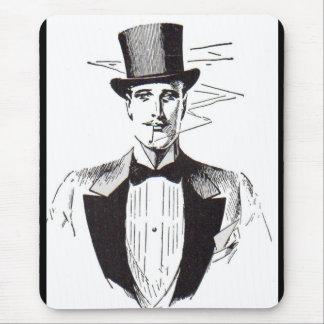 classyのシャープ氏は人に服を着せました マウスパッド