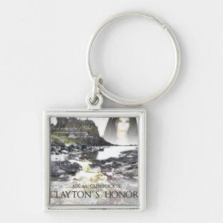 Claytonの名誉Keychain キーホルダー