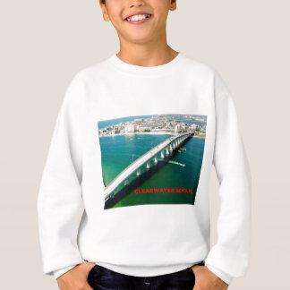 CLEARWATERのビーチフロリダ スウェットシャツ