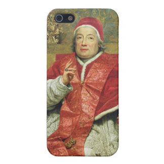 clement法皇XIII (1693-1769年) (キャンバスの油) iPhone 5 Cover