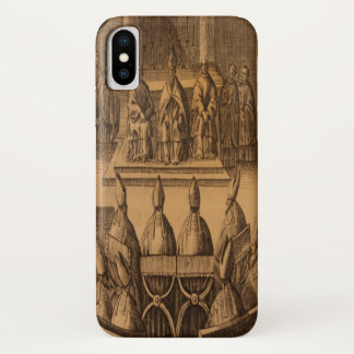 clement 1651の儀式のEpiscoporumの法皇VIII iPhone X ケース