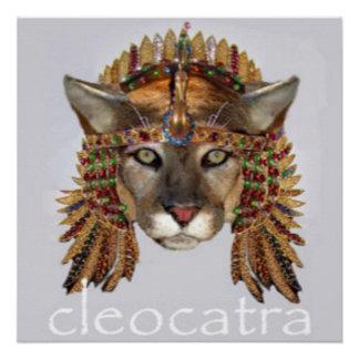 CleoCATra ポスター