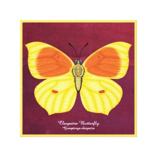 Cleopatraの蝶 キャンバスプリント