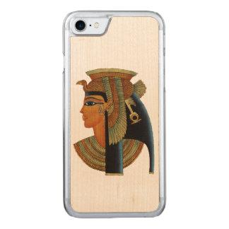 Cleopatra I女王の電話6 Carved iPhone 8/7 ケース