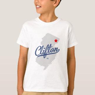 CliftonニュージャージーNJのワイシャツ Tシャツ