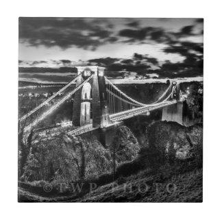 Clifton橋BW タイル