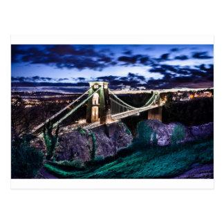 Clifton橋CL ポストカード