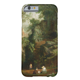 Clifton、c.1822-23 (キャンバスの油)の近くの景色 barely there iPhone 6 ケース