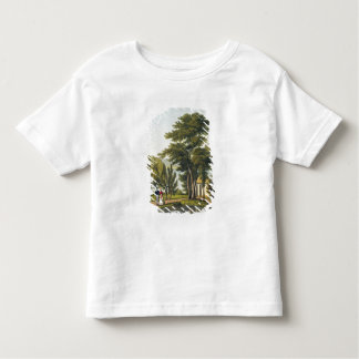 Clifton、「Naturamaから、または、無限性質 トドラーTシャツ