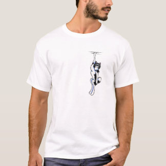 Clingyアラスカンマラミュート Tシャツ