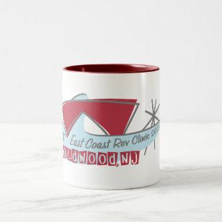 Clinic Wildwood Mug東海岸のRev. ツートーンマグカップ