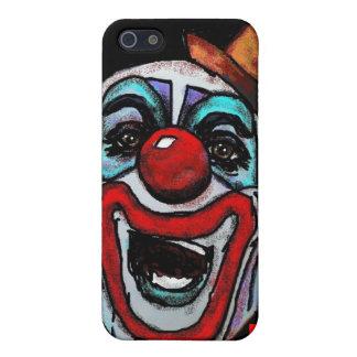 Clinkoピエロ iPhone SE/5/5sケース