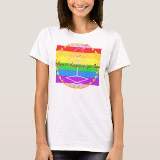 Clioの曼荼羅のTシャツ Tシャツ