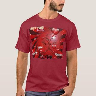 """Clioは""""広げましたいくつかを""""。 Tシャツ"""