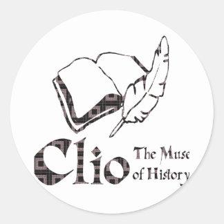 Clio ラウンドシール