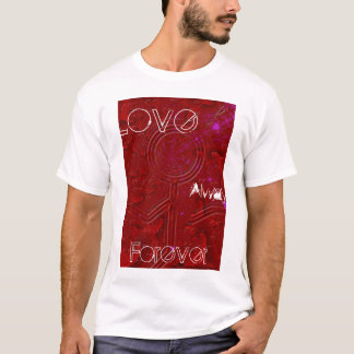 """Clio """"常の愛"""" Tシャツ"""