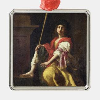Clio、歴史1624年のムーサ メタルオーナメント