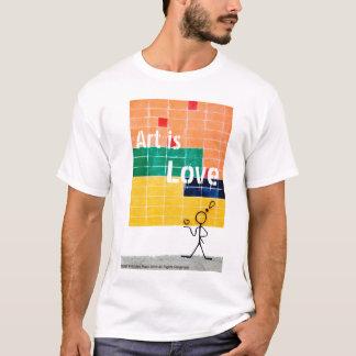 "Clio ""芸術愛""はTシャツです Tシャツ"