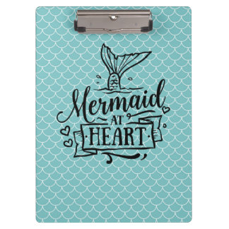 Clipboard - Mermaid at Heart クリップボード