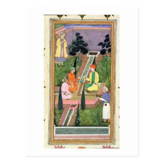 Cliveのアルバム(paからの庭に、のグワッシュ水をまいて下さい ポストカード