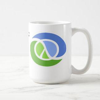 Clojureのマグ: 私は私が不精なときよりされて得ます(v2) コーヒーマグカップ