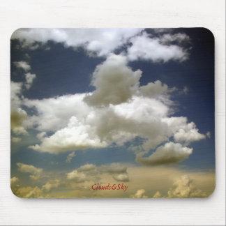 Clouds&Sky マウスパッド