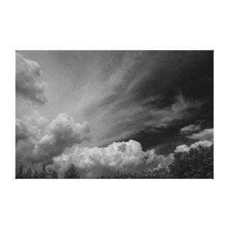 Cloudscape キャンバスプリント
