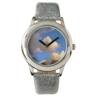 Cloudscape 腕時計