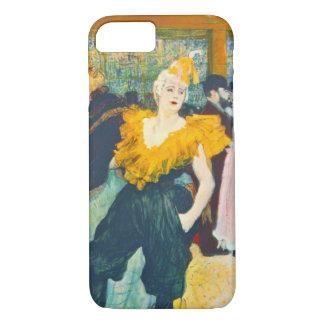 Clownesse Cha-U-Kao 1895年 iPhone 8/7ケース