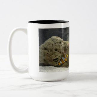 Clownfishおよび車海老のマグ ツートーンマグカップ