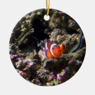 Clownfishのオーナメント セラミックオーナメント