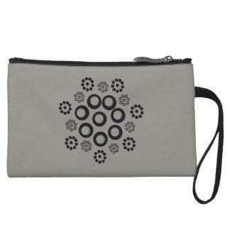 Clutch Bag gray black Custom クラッチ
