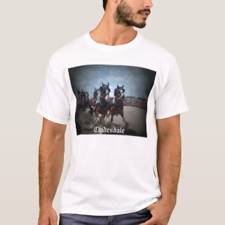 Clydesdaleのスポットライト Tシャツ