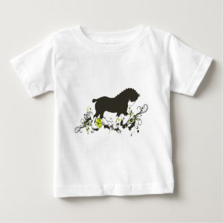 Clydesdale ベビーTシャツ