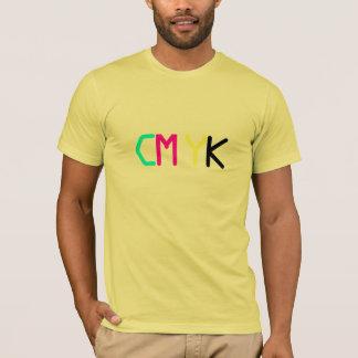 CM YK Tシャツ