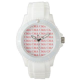 CMAの腕時計 腕時計