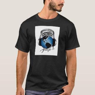CMGのロゴ項目 Tシャツ