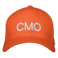 CMOの帽子
