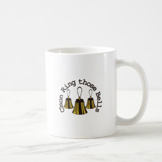 Cmonのリングそれらの鐘 コーヒーマグカップ