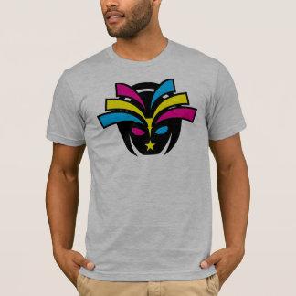 CMYKの武士 Tシャツ
