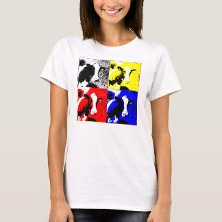 CMYK牛 Tシャツ
